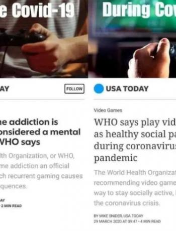 gaming stigma